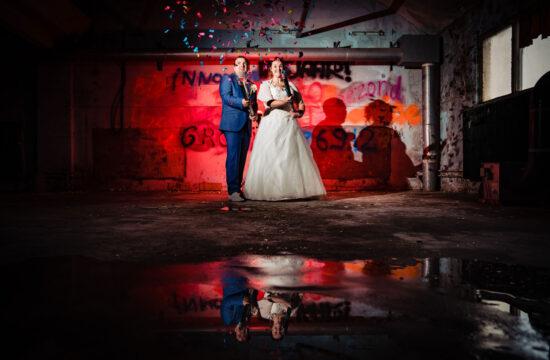 Bruiloft in Koetshuis Spoorzicht in Nijkerk